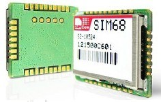 SIM68 GPS Module Support Gnss, Galileo, Qzss and Glonass Systems