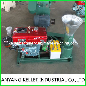 Popular Competitive Biomass Pellet Machine with Diesel