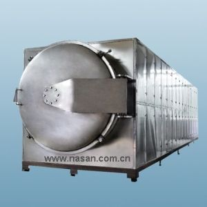 Nasan Nv Model Microwave Drying Machine
