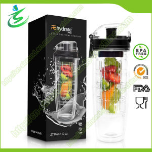 550ml 2015 New Arrival Tritan Infusion Water Bottle pictures & photos