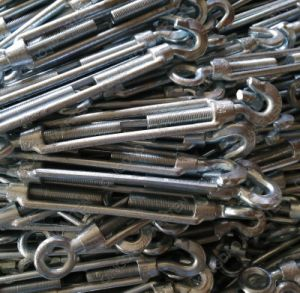 Casting Commercial Type Hook - Eye Turnbuckle pictures & photos