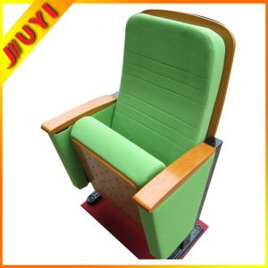 Jy-602 Premium Used Hot Selling Catering Automatic Commercial Comfortable Theatre Manufactory Auditorium Seating Cinema Chair pictures & photos