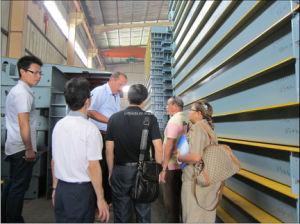 Truck Scale (Weighbridge) in Stock (Cuba Customer) pictures & photos