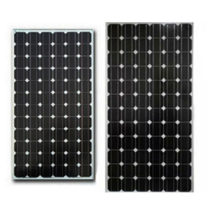High Efficiency Mono Silicon Solar Panels/Poly Module pictures & photos