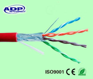 FTP Cat5e Network Cable 24awg LSZH pictures & photos