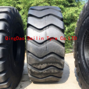 E-3 Pattern Tyres 17.5-25