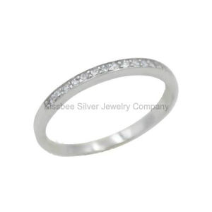 Fashion Sterling Silver Jewelry Ring Elegant Finger Ring (KR3041) pictures & photos