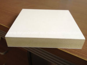 High Strength PVC WPC Foam Board for Cabinet Furniture pictures & photos