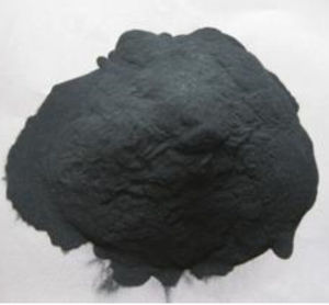 Black Fused Alumina, Black Corundum for Grinding Wheels