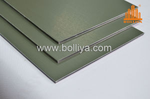 Titanium Aluminium Sheet/Composite Panel/Tz-002 Preweathered Graphite Grey pictures & photos