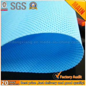 Colorful Good Prices Polypropylene Spunbond Nonwoven Fabric Roll (PPSB) pictures & photos