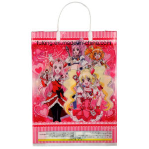 LDPE Beautiful Fashion Custom Printed Shopping Bags for Toys (FLC-8118) pictures & photos