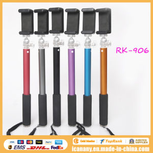 2015 Newly Hot Rk906 Flexible Camera Wireless Monopod /Wholesale Monopod pictures & photos