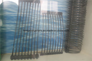 PP Hexagonal Triaxial Geogrid of Triangle pictures & photos