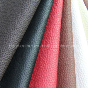 New Developed Furniture Semi-PU Leather (QDL-FS008) pictures & photos
