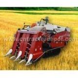 Farm Machinery Rice/Wheat Combine Harvester Machine (4LB-145)