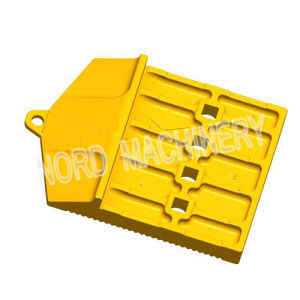 Grader Blades / Cutting Edges / Steel Sand Casting Parts pictures & photos