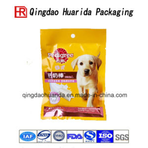 Plastic Standing up Pet Food Bags Dog Food Bags pictures & photos