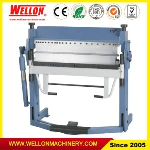 Sheet Metal Bending Machine (Manual Plate bender PBB1020/3SH PBB1270/3SH) pictures & photos