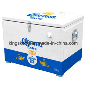 2017 New Design High Quality Retro Metal Beer Cooler Box pictures & photos