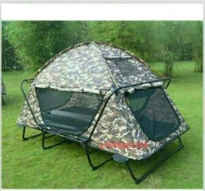 Camoflage Outdoor Camping Bed Tent