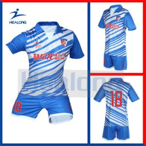 Healong Low Price Sublimation Printing Goalie Jerseys pictures & photos