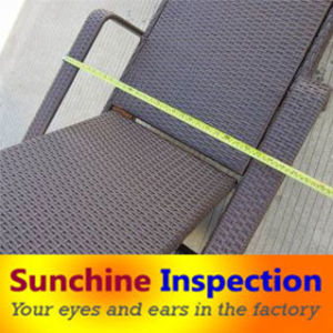 Outdoor Furniture Quality Inspection / Rattan Furniture Check pictures & photos