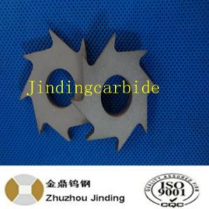 Zhuzhou Factory Tungsten Carbide Micro Face Milling Cutter pictures & photos