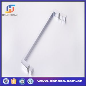 Zinc Alloy Sliding Mirror Door Handle pictures & photos