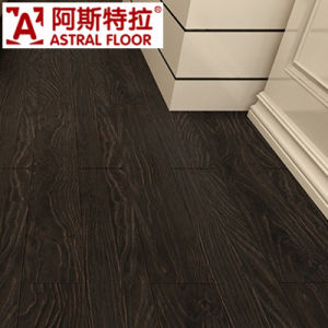 Great Quality CE, ISO Approved Indoor Embossed Laminate Floor pictures & photos