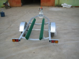 Hot DIP Galvanzied Wave Runner Trailer pictures & photos