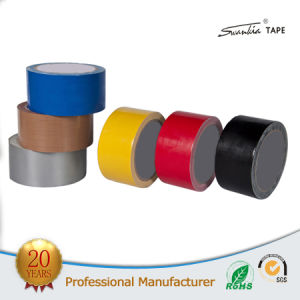 Rubber Adhesive and Cloth Material Duct Tape pictures & photos