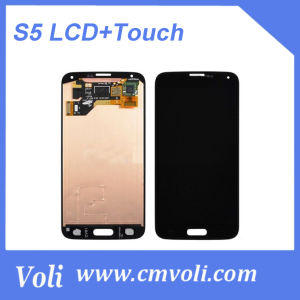 for Samsung Galaxy S5 I9600 LCD with Digitizer Assembly pictures & photos