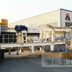 Rock Mobile Cone Crushing Plant