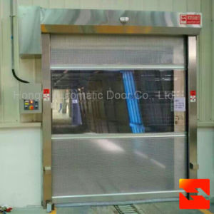 PVC High Speed Doors with Viewing Window (HF-1023) pictures & photos