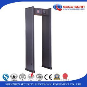 Secu Scan Walk Through Metal Detector Door Access Control pictures & photos