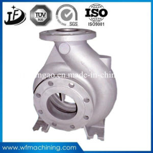 Customized Lost Wax Investment Casting Pump Housing with Machining pictures & photos
