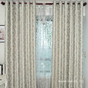 Jacquard Fabric Curtain (C14125) pictures & photos