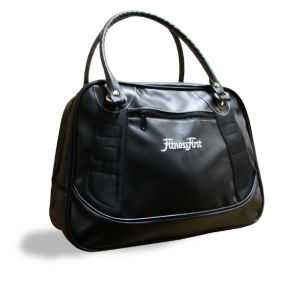 Vinyl PU PVC Leather Duffel Gym Fitness Travel Bag pictures & photos