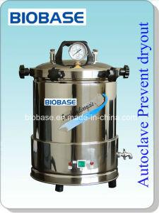 Autoclave Bkm-P18 (A) /P24 (A) Steam Sterilizer Prevent Dryout pictures & photos