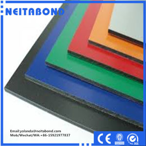 3mm Wood Surface Aluminum Composite Panel for Interior Cabinet Decoration pictures & photos