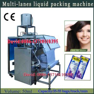 Shampoo Liquid Sachet Packaging Machine, Liquid Packaging Machine pictures & photos