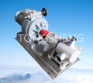 CE Sanitary Sine Pump for Sausage Transferring