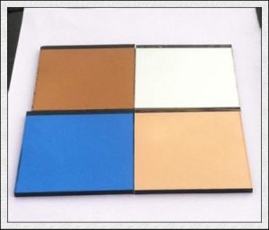 2-8mm Bronze / Green / Blue / Pink / Red Silver Mirror pictures & photos