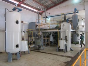 China Professional Vegetable Oil Refinery pictures & photos