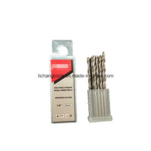 Fully Ground HSS Twist Drill Bit with 6542 Material pictures & photos