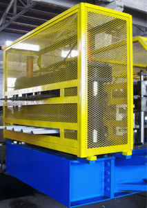 Popular Selling Double Layer Cold Roll Forming Machine