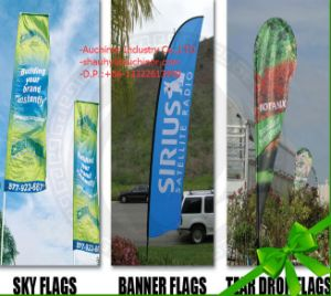 Hanging PVC Banner, Outdoor Wall Banner pictures & photos