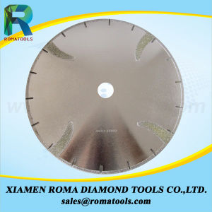 Romatools Electroplated Saw Blades for Marble, Granite, Ceramic pictures & photos