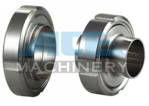 Stainless Steel 6 Slots Sanitary Blank Nut with Chain (ACE-HJ-C5) pictures & photos